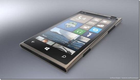 Concept Nokia Lumia 05
