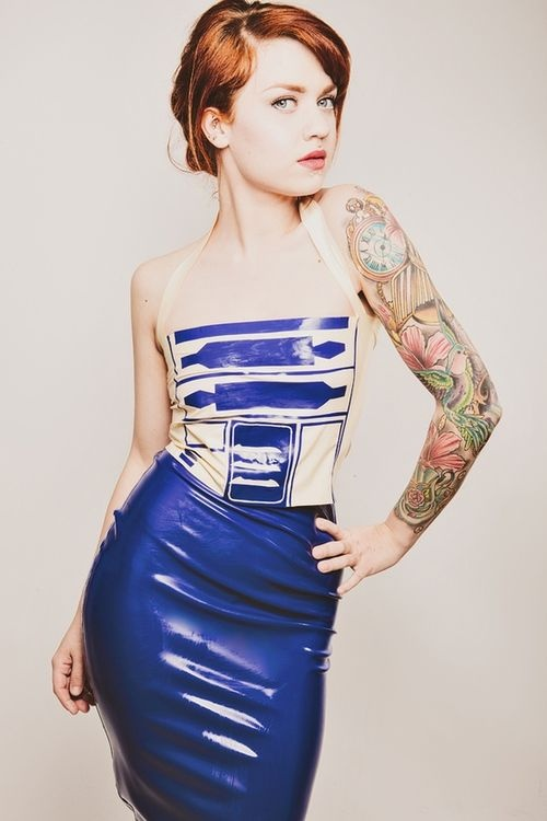 Edgy R2D2