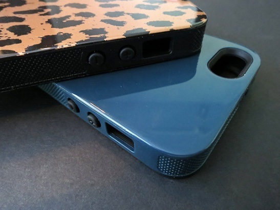 Lenntek Sonix Inlay + Inlay Print for iPhone 5 01