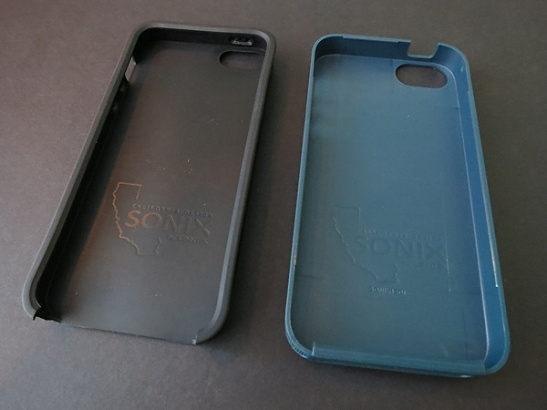 Lenntek Sonix Inlay + Inlay Print for iPhone 5 02
