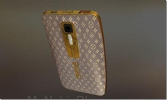 Luxury Gold Louis Vuitton 04