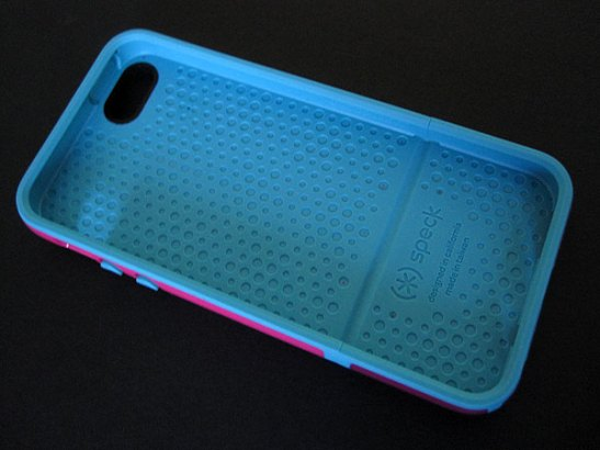 Speck CandyShell Flip + Grip for iPhone 5 02