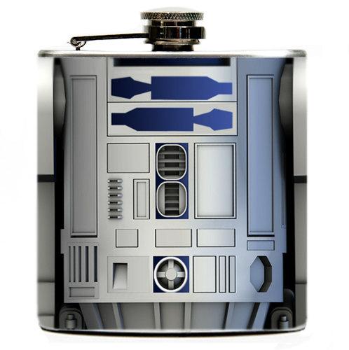 Star Wars R2-D2 Flask