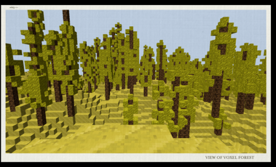 postcard-forest
