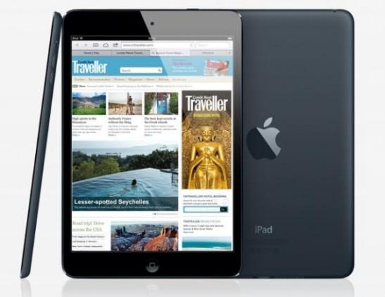 A first generation iPad Mini