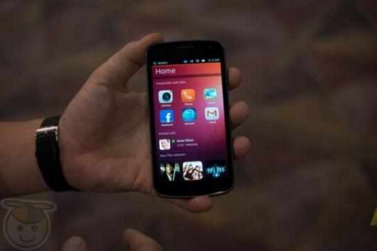 Ubuntu smartphone first hands-on