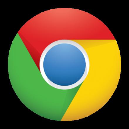 Official High-res Chrome logo