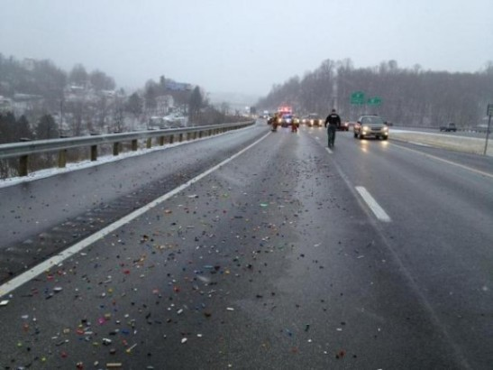 Lego highway